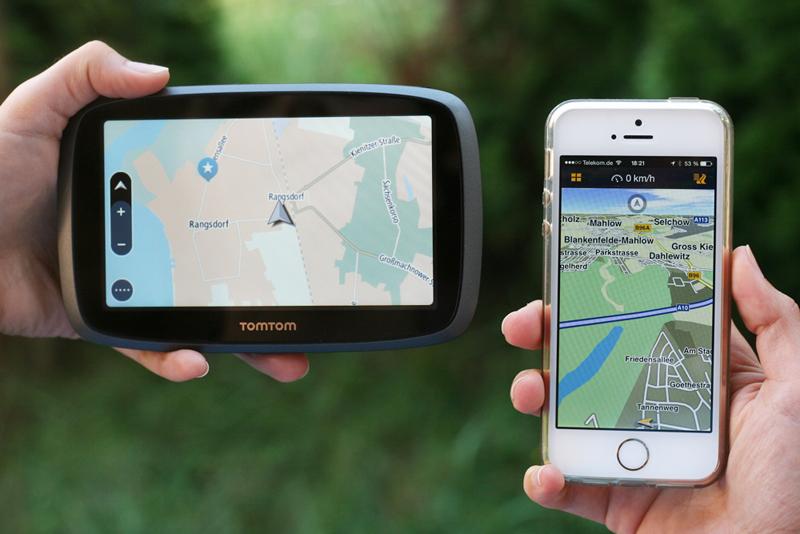 Mobiles-Navi-iPhone-App