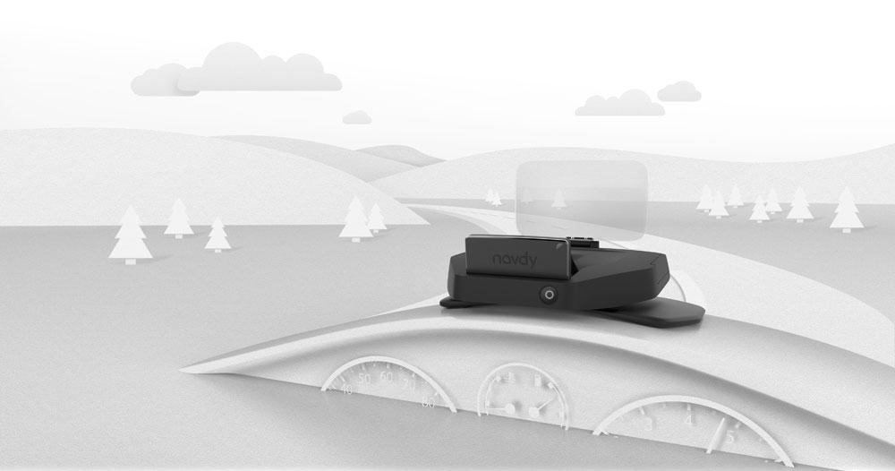 head up display f r ios und android smartphones. Black Bedroom Furniture Sets. Home Design Ideas
