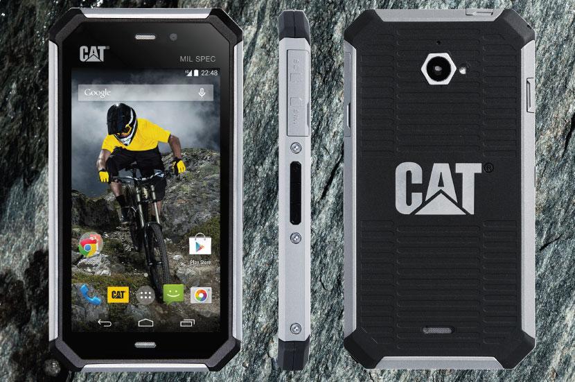 CAT-S50-Smartphone