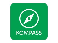 kompass app gratis wanderkarte f r unsere leser navigation gps. Black Bedroom Furniture Sets. Home Design Ideas