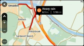 TomTom Traffic_Wetterinformationen Details