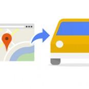 orte mit google maps an ein fahrzeug senden. Black Bedroom Furniture Sets. Home Design Ideas