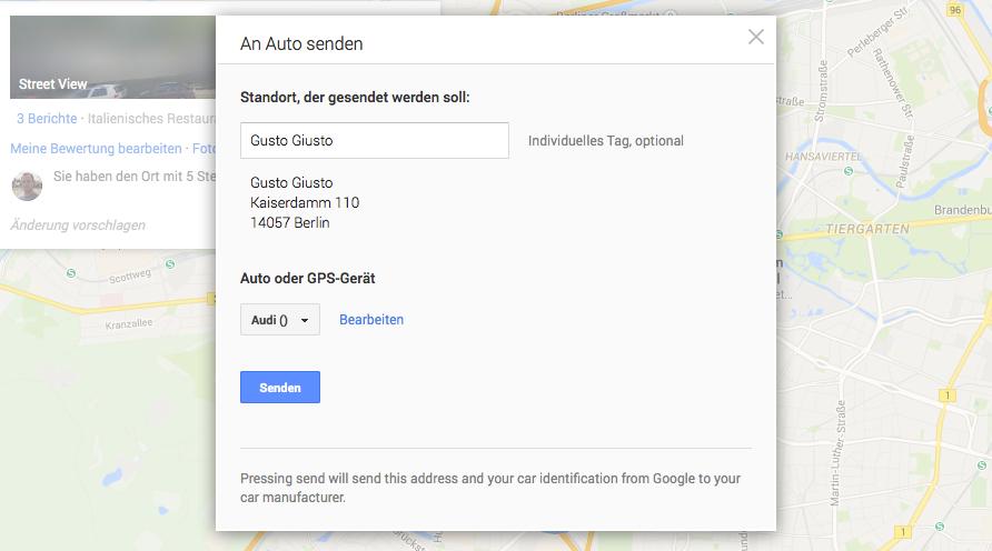 Google-Maps-An-Auto-Senden-Fenster