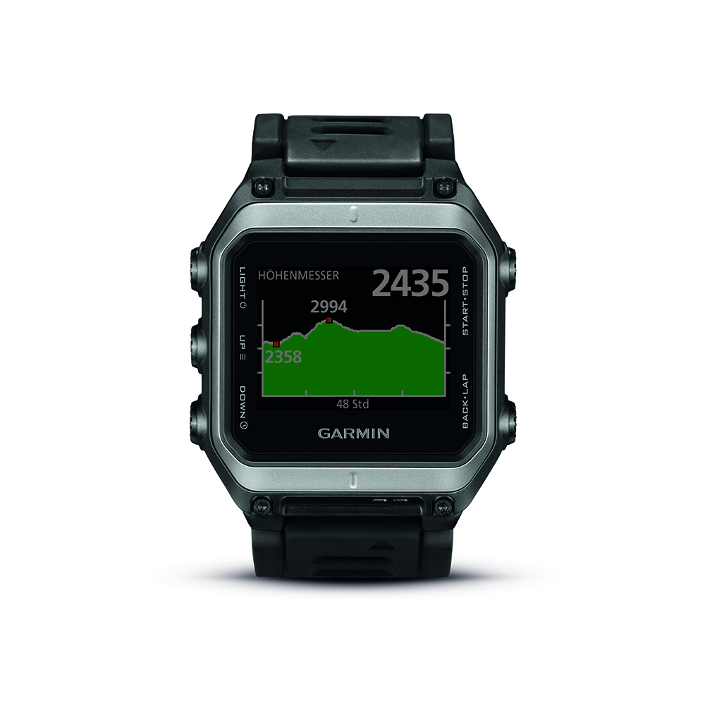 garmin epix gps outdoor uhr mit kartendarstellung navigation gps. Black Bedroom Furniture Sets. Home Design Ideas