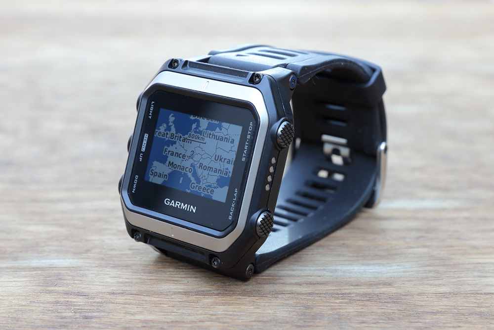 garmin epix gps outdoor uhr mit kartendarstellung. Black Bedroom Furniture Sets. Home Design Ideas
