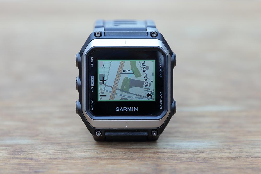 garmin epix gps outdoor uhr mit kartendarstellung navigation gps. Black Bedroom Furniture Sets. Home Design Ideas
