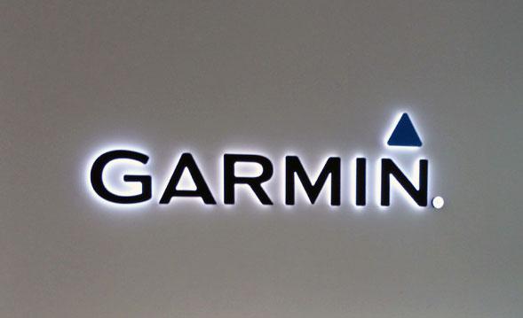 Garmin-Logo-Empfang