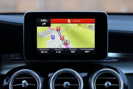 POIs und Blitzer für Garmin Map Pilot (Mercedes ...