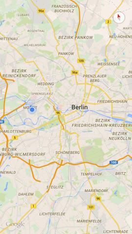 Google-Maps-iOS-Update-Vollbild