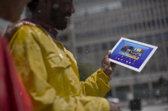 Sony-Xperia-z4-Tablet-Regen