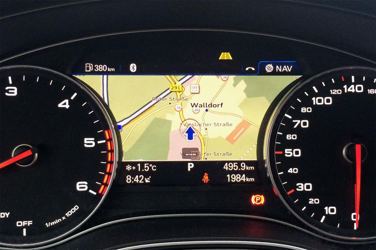 Blitzer Poi F 252 R Audi Pocketnavigation De Navigation