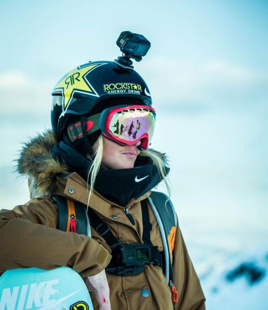 Garmin_VIRB-XE_Snowboarder