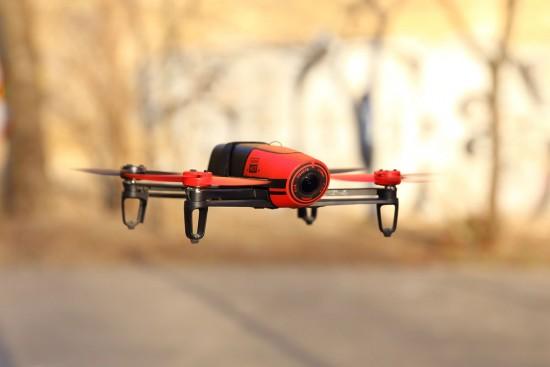 Schärfere Gesetze für Drohnen