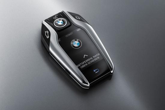 BMW-7er-Schluessel