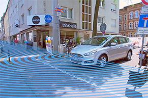 Ford S-Max 180 Grad Kamera Titelbild