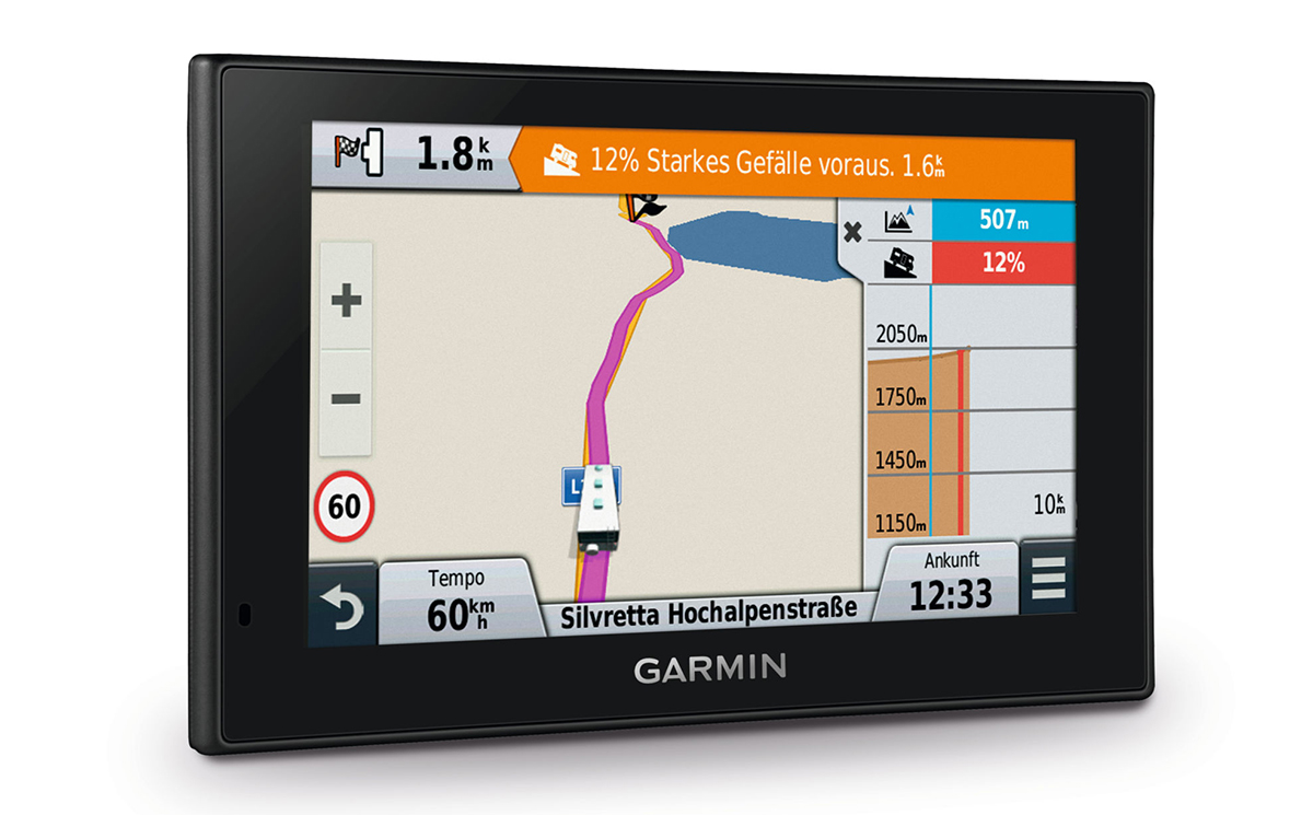 camper 660 lmt d neues camper navi von garmin. Black Bedroom Furniture Sets. Home Design Ideas