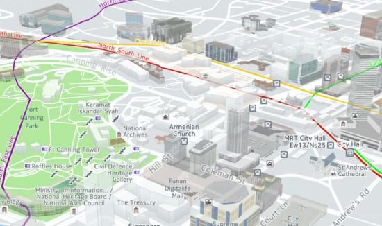 Nokia-Here-Maps-Verkehr
