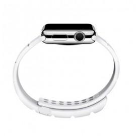 Sichtliche Ansicht des Reverse Strap Armbandes für die Apple Watch