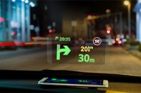 Sygic Head-Up-Display
