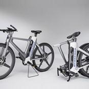 mode flex ford entwickelt klappbares e bike. Black Bedroom Furniture Sets. Home Design Ideas