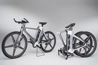 Ford MoDe:Flex E-Bike geklappt