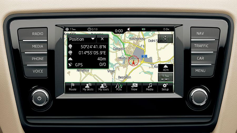 Verbesserte Infotainment- und Navigationssysteme für den ...