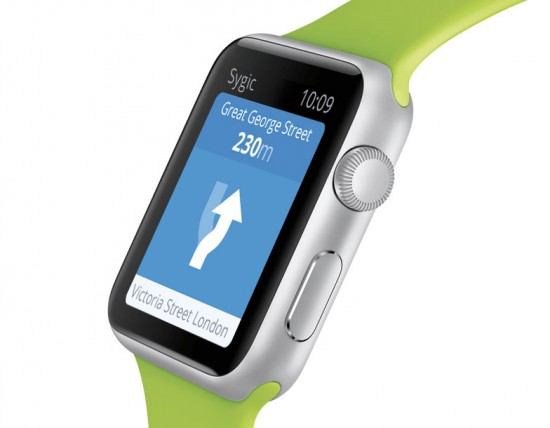Apple-Watch-Sygic