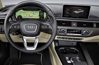 Audi A4 2015 Titelbild