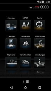 Audi A4 Und Audi A4 Avant Mit Erweitertem Infotainment System Pocketnavigation De Navigation