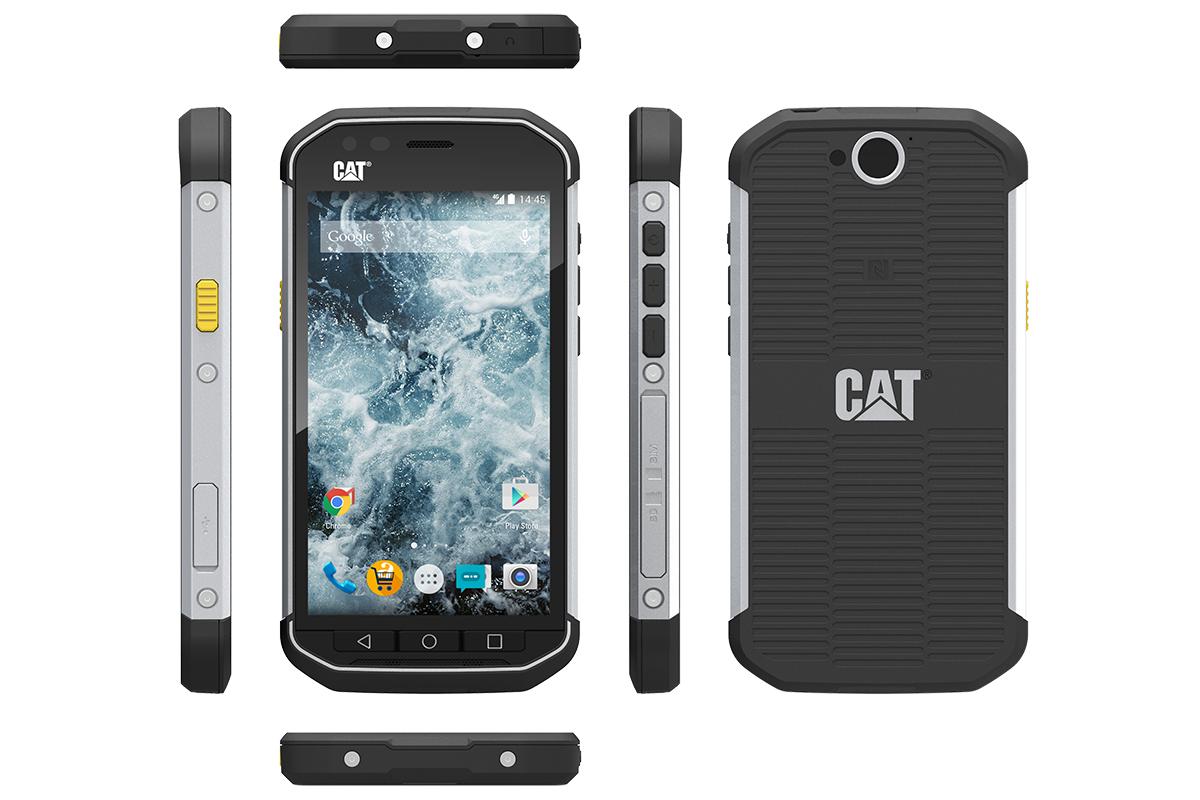 Cat S40: Neues Outdoor-Smartphone für Einsteiger