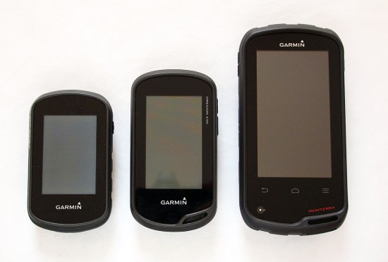 Garmin eTrex Touch Monterra Oregon 600