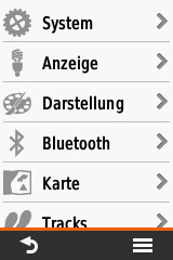 Garmin-eTrex-Touch-35-Einstellungen