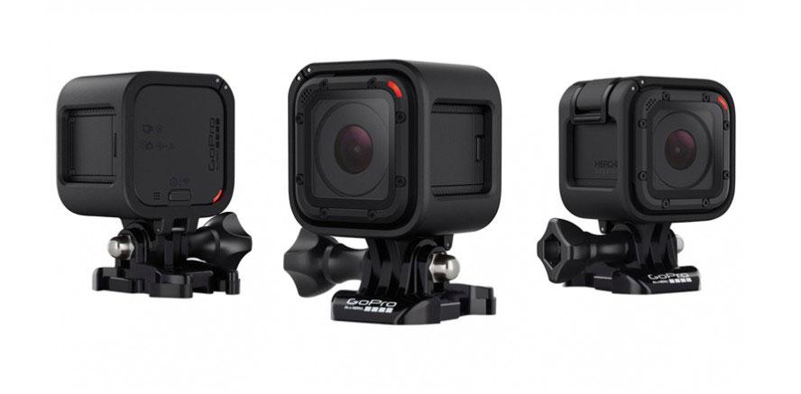 gopro session neue kompakte action kamera. Black Bedroom Furniture Sets. Home Design Ideas