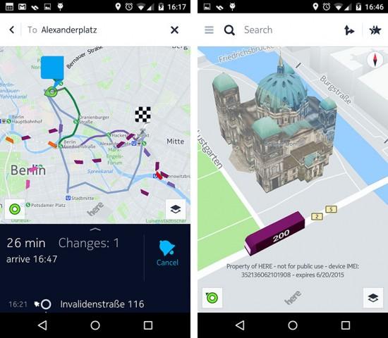 Nokia-3D-Traffic-visualisation