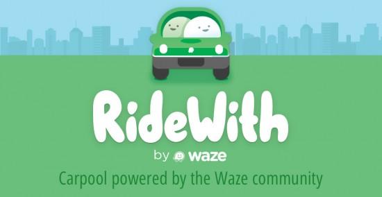 RideWith-waze