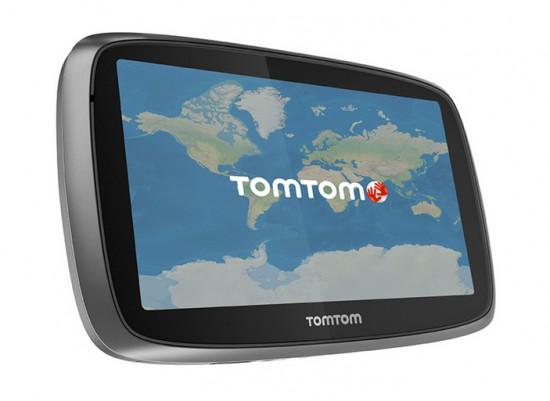 TomTom-Karten