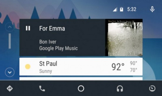 Android-Auto-Update-Musik