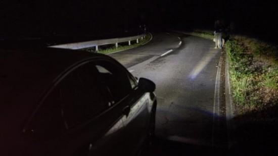 Ford-GPS-Scheinwerfer