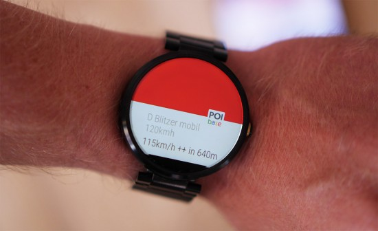 POIbase-Smartwatch
