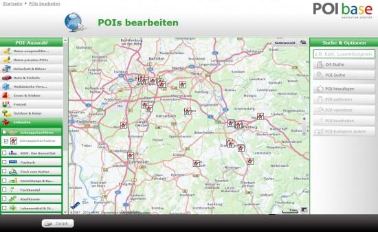 Schnaeppchenfuehrer_POIbase_Karte
