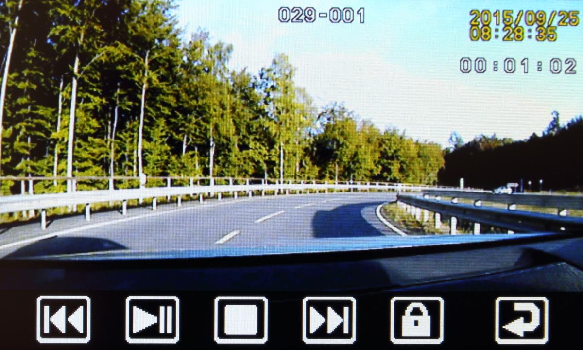 Kamerabild Mio Combo 5107 LM