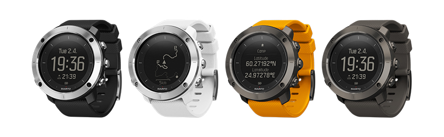 suunto traverse neue outdoor gps uhr pocketnavigation. Black Bedroom Furniture Sets. Home Design Ideas