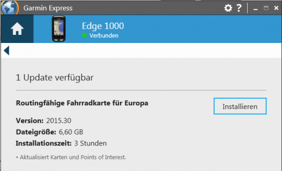 Edge 1000 Garmin Express05