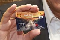 Shell-Tankkarte-291