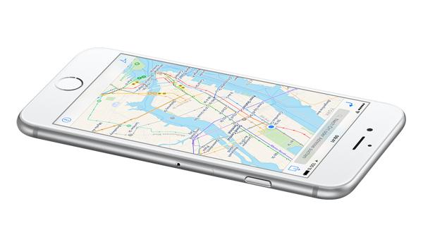 iphone 6 ortung falsch