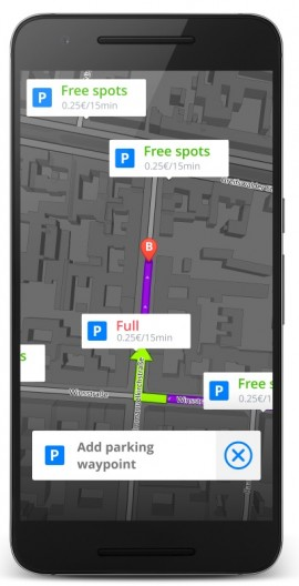 Android_Parking_Sygic