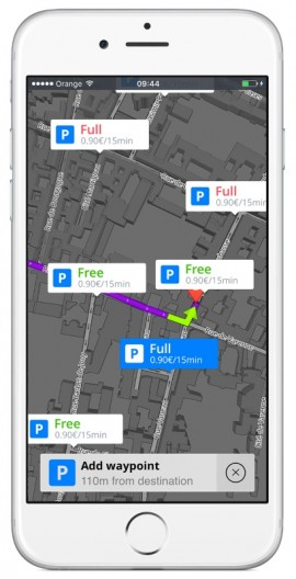 iOS_Parking_Sygic