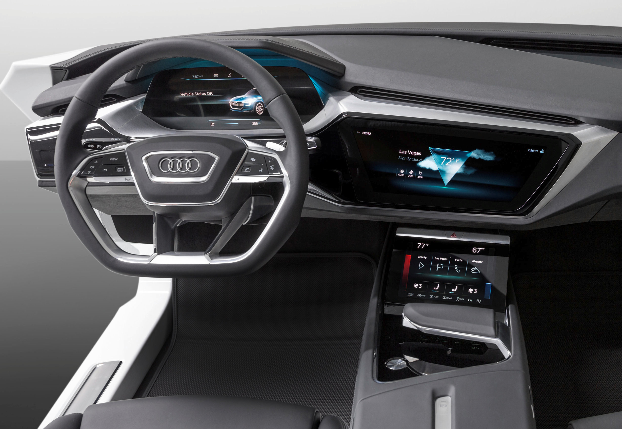 Neues Virtual Cockpit Von Audi Pocketnavigation De