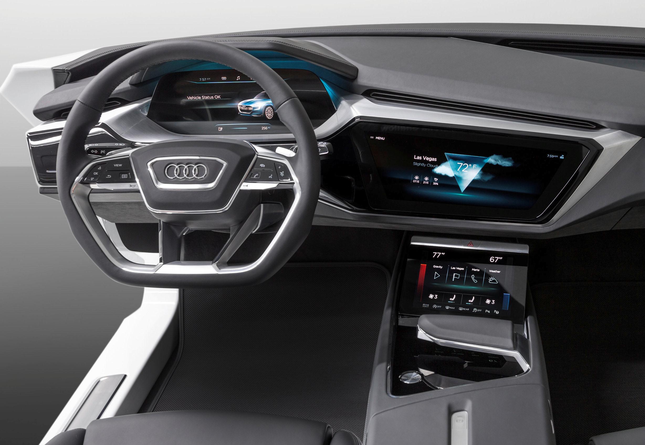 Neues Virtual Cockpit Von Audi Pocketnavigation De