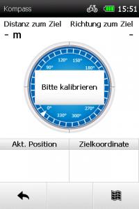 Falk-Tiger-Geo-Kompass